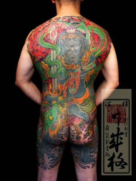 Yellow Blaze Tattoo Studio. Часть 1 » Тату салон Tattoo