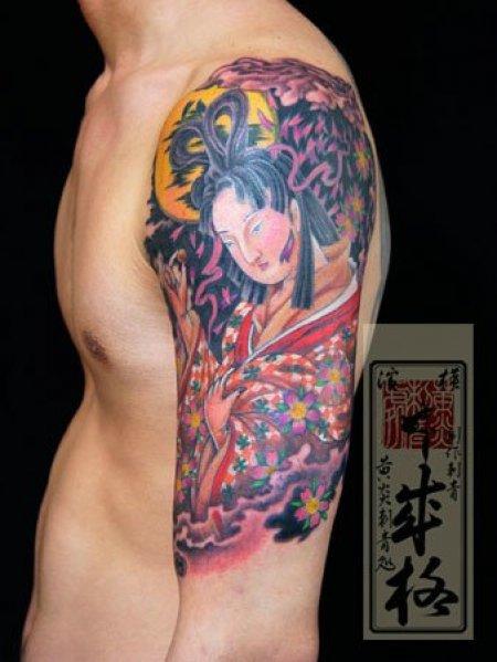 : 13034. Татуировки Yellow Blaze Tattoo Studio