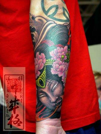Татуировка yf itt мужские тату в виде