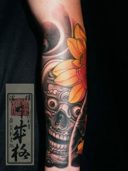 Yellow Blaze Tattoo Studio. Часть 5 » Тату салон Tattoo