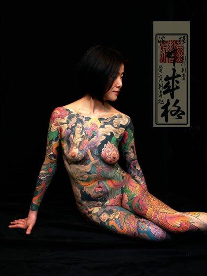 Yellow Blaze Tattoo Studio Часть 5 » Тату салон