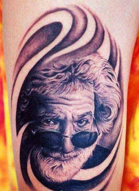 Татуировки на руках часть 2