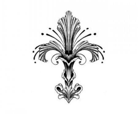 Эскизы татуировки креста часть 1