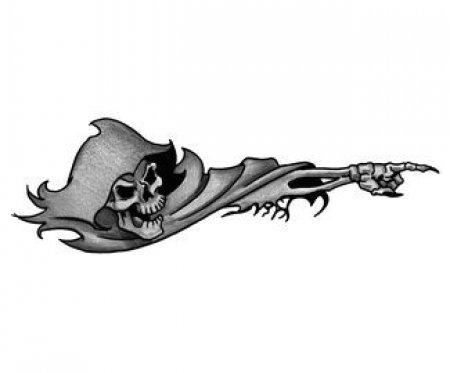 эскизы смерти: