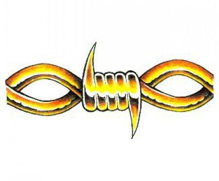 Красивый шрифт татуировки