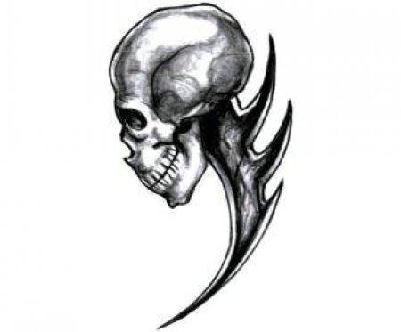 Черно белые эскизы татуировок на