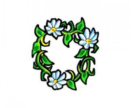 Эскизы цветов. Часть 6