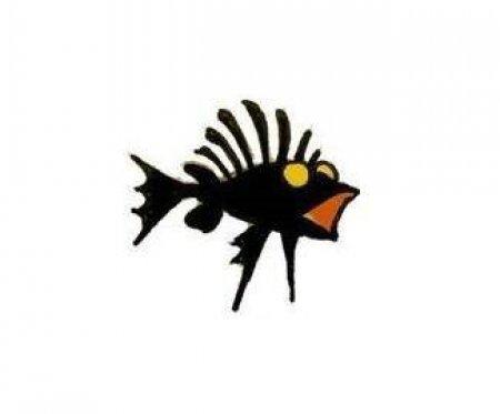 тату эскизы рыбы: