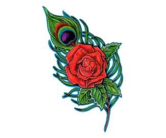Эскиз татуировочных цветов.  95 квартал скачать 8 марта.