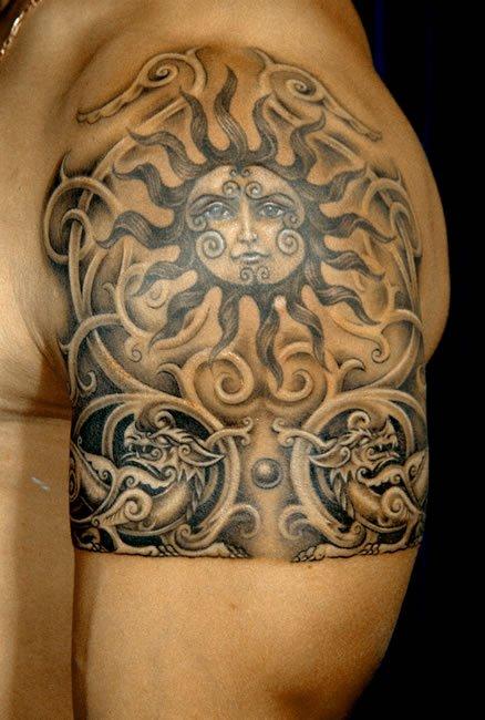 Салон татуируйся мастер павел вамп