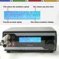 Блок питания - тестер для tattoo машин LCD