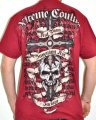 Майка XTREME COUTURE - SKULL FIGHTER.