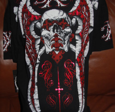Футболка Xtreme Couture (by Affliction) - Black Typhoon.