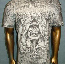 Футболка Xtreme Couture (by Affliction) - St. Skull.