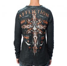 Футболка Affliction - Royale rev.