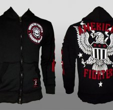 Свитер, HOODIE - American Fighter by Affliction.