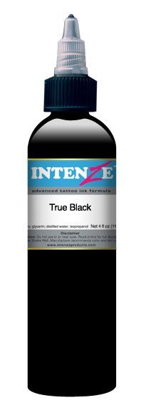 Краска Intenze True Black